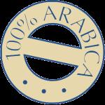 100% arabica coffee Trinci